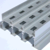 6063 T5 Aluminium Extrusion Profile with CNC Machining