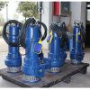 Submersible Sewage Pump with Cutter Impeller