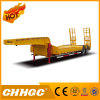 Best Price 26t 2axle Low Flatbed Semi-Trailer