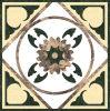 Square Pattern Polished Porcelain Ceramic Tile