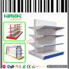 Store Punch Hole Panel Supermarket Retail Shelving Gondola Shelf