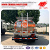 Aluminum Alloy Fuel Tank Truck with Commins 120HP Engine