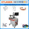 Xt Laser Fiber Laser Marking Machine for Platinum Gold Silver Copper Steel Bangles Wedding Rings Necklace Drops Key Chains