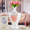 Mariage Gifts Fine Porcelain Vase Ceramic Vase comme Home Decoration