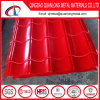 Color Coated Galvalume Corrugated Roofing Sheet for Construction