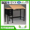 Metal Frame Folding Kid Drawing Table Design (CT-43)