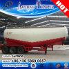 Tri-Axle 50tons 40 Tons 60tons 80tons 90ton Dry Bulk Cement Powder Tanker Semitrailer, 30cbm 40cbm 50cbm 60cbm 70cbm Cement Bulker Tank Carriers Truck Trailer