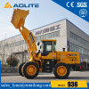 Hydraulic Articulated Front Small Wheel Loader with Joystick for Sale