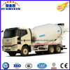 12 Cbm 6*4 Mobile Concrete Mixer 380 HP
