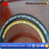 Wire Spiral High Pressure Hydraulic Rubber Hose Smooth Surface DIN En 856 4sh/4sp Assembly