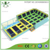 Safety Outdoor Large Trampoline Park for Kids