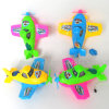 Light up Cartoon Plane Toy Candy (130819)