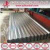 Az30-275 Galvalume Corrugated Steel Roofing Sheet