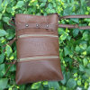 PU Leather Pouch with Long Strap (MIC111)