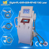 Newest Design 2016 Professional Salon Use Elight+IPL+RF+ND YAG Laser+Cavitation