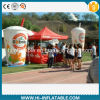 Hot-Sale Advertising Inflatable Drink Cup Replica for Promotion