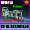 Inflatable Water Slide Way