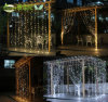 LED Christmas Curtain String Lights