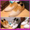 2014 European Classic Fashion Color Matching Men's Leather Shoes (S-7855)