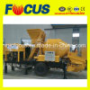 Jbt30 Portable Diesel Concrete Pump with Mixer for Sale