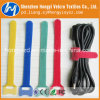 Colorful Self-Locking Nylon Back-to-Back Hook&Loop Velcro Cable Tie