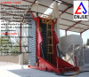 Hydraulic Telescopic Container Unloader Tilter for Unloading Coal Grain Cargo