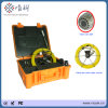 Underground Sewer Line Video Detection Camera with 30m / 50m Fiberglass Cable Reel and Sonde