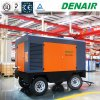 50 Hz Mobile Towable Screw Air Compressor for Chromium Mining