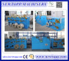 Horizontal Double-Layer Cable Wrapping Machine for High-Frequency Cable