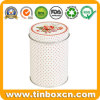 Tea, Coffee, Chocolate, Cookies and Candy Metal Tin Packaging Boxes