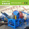 Double shaft waste tire shredder