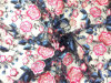 2018 New Arrival Embroidered Netting Fabric Flower Lace Fabric for Dress