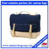 Leisure Casual Canvas Messenger Bag for Campus and Shopping