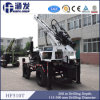 300m Depth Trailer Type Water Well Drilling Rig Hf510t