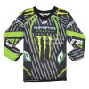 Customizable Quick Dry Wind Proof Wear Motorcycle Riding Jersey (MAT49)