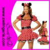 Woman's Carnival Costume Polka DOT Dress