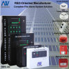 16 Zones Coventional Fire Alarm Monitoring Panel