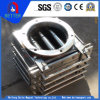 High Quality Stainless Steel Liquid Rotary Grate Magnetic Separator/Magnetic Bar From Mining Machine Factory