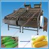 2017 New Design Cheapest Sweet Corn Peeling Machine