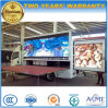Sinotruk 4*2 Mobile LED Advertising Truck with Promotion Stage