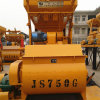 (JS750) Series Twin Shaft Compulsory Concrete Mixer