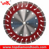 Laser Welded Diamond Blade with Turbo Segment and Drop Slot