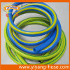 Flexible Light Weight PVC Blue or Yellow Water Hose Garden Hose