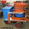 Explosion Proofing Dry Cement Shotcrete Machine