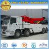 30t Road Rescue Truck Sinotruk Heavy Duty Wreck Truck