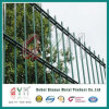 High Security Garden Double Wire Fence /Twin Wire Steel Double Wire Fence