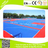 Portable PP Plastic Interlocking Removable Basketball Court Flooring for Basketball Court