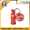Customized Bottle Shape PVC Key Ring for Promotion (KC-1)