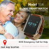 Newest Design GPS Tracker Watch for Elderly People with Heart Rate (Y16)