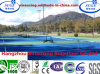 Anti-Slip Anti-Agging PP Modular Plastic Suspended Interlocking Tennis Court Flooring